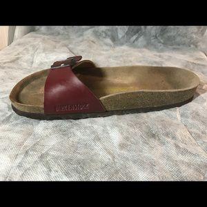 Birkenstock MADRID 255 slide sandal 40